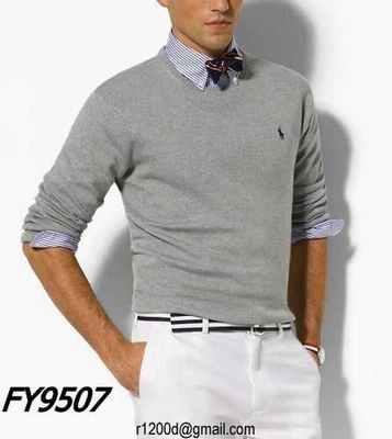 V Homme pull Redoute Col Pull Lauren Ralph Coton Les PqO8XnaO