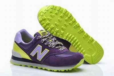 taille chaussure new balance femme