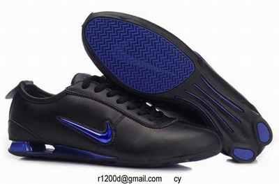 Chaussure Shox Solde
