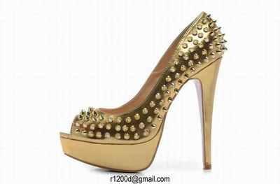 christian louboutin chaussures paris