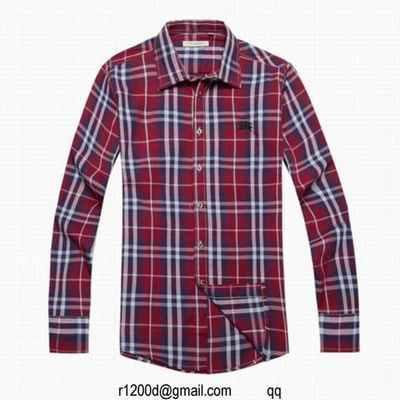 chemise burberry homme redoute,chemisier burberry soldes homme,vente en  gros chemise homme c46a8c2db83