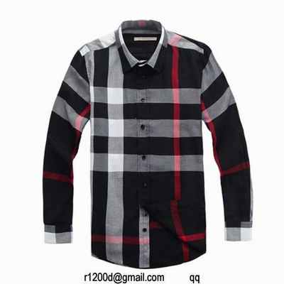 5ba7cec2e5a chemise burberry homme manche courte discount