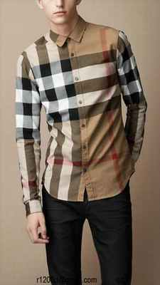 7929b5627fa chemise homme manche courte marque