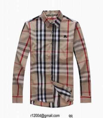 dea4b614966e free chemise manche courte homme linchemise homme pas cher de burberry  destockage with chemise lin homme manche courte