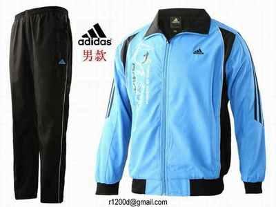 jogging adidas homme molleton