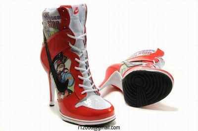 nike talon femme pas cher,chaussure nike talon pour femme