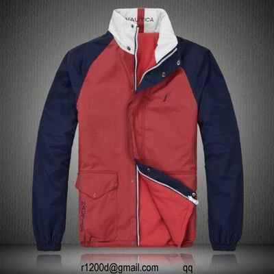 Veste nautica a vendre veste nautica pas cher blouson et veste en daim - Comment nettoyer une veste en daim ...