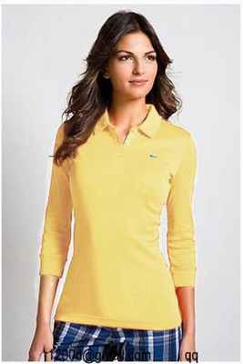 3109c9df6bf polo lacoste femme 3 boutons