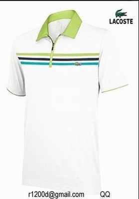 48d9c443078 t shirt lacoste soldes