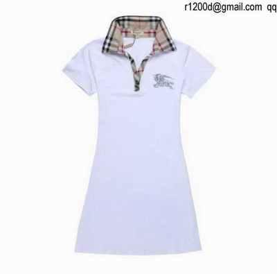 271e1bd2dcd8 robe blanche burberry