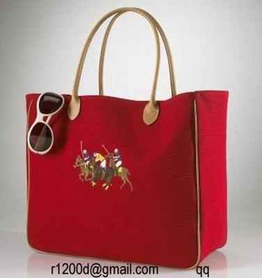 sac a main ralph lauren pas cher petit sac de voyage de marque sac toile et cuir ralph lauren. Black Bedroom Furniture Sets. Home Design Ideas