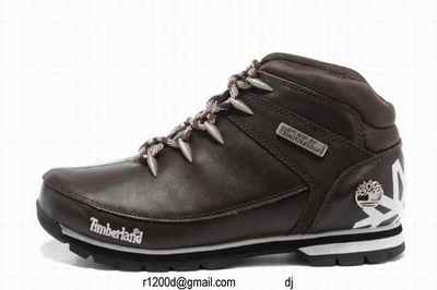 chaussures timberland homme courir