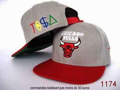 Casquette Chicago Bulls Pas Cher
