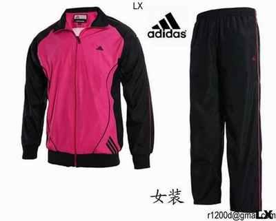 e11a6cecd25 nouveau jogging adidas femme survetement adidas femme nouvelle collection  ...