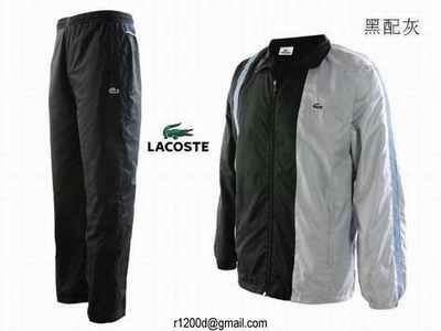 c55f2737beb survetement lacoste de chine