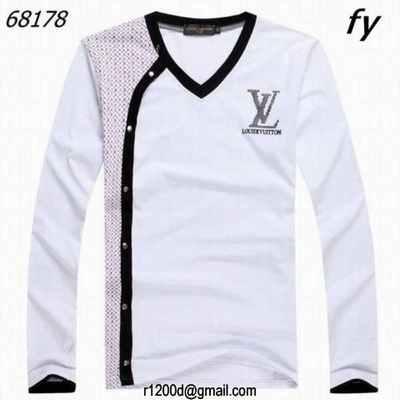 53160b3e092 t shirt grande marque pour homme