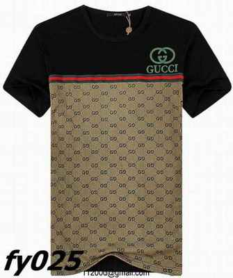 0dab5290b33 t shirt gucci homme pas cher