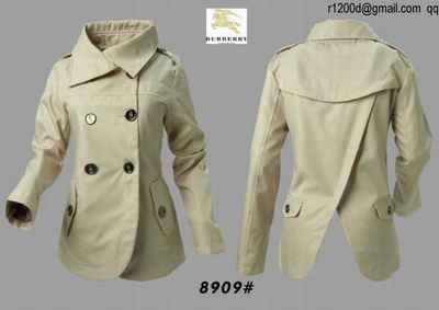 e06a2f91137 trench burberry soldes pas cher